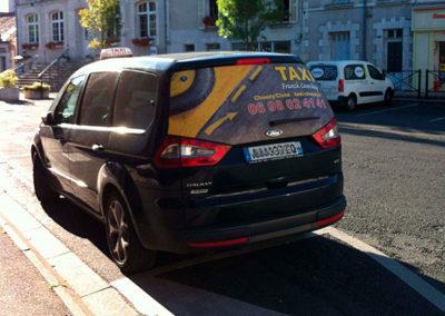 Marquage véhicule, total covering, publicité sur véhicule