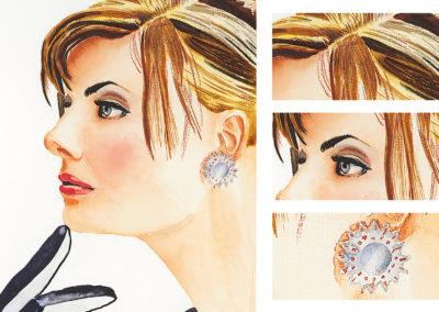 Aquarelle | création d'illustration à blois loir-et-cher (41)
