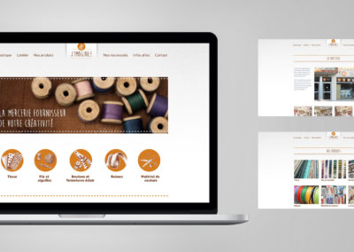 Création et référencement de site Internet