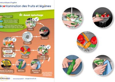 Sanipousse | création d'illustration à blois loir-et-cher (41)